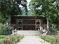 Дворец Шекинских ханов.