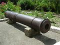 Русская пушка 1812 г., Шеки, Азербайджан