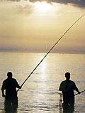 Рыбалка в Азербайджане